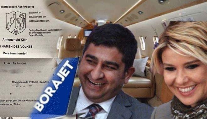 Borajet 1450 Euro Tazminatı Ödemiyor