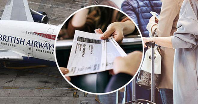 British Airways yanlışlıkla 1 Paund'a bilet sattı!