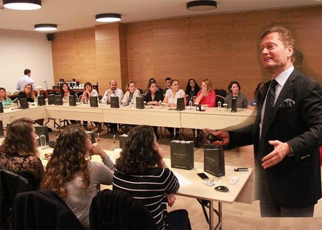 BTA'dan '40 yıl hatrı olan seminer'