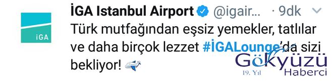 62a4aff3f4de4 İstanbul Havalimanı işletmecisi İGA, yolcuları uçuş öncesi güzel vakit  geçirecekleri ve BTA'nın da yiyecek-içecek hizmeti sunduğu son derece  konforlu İGA ...