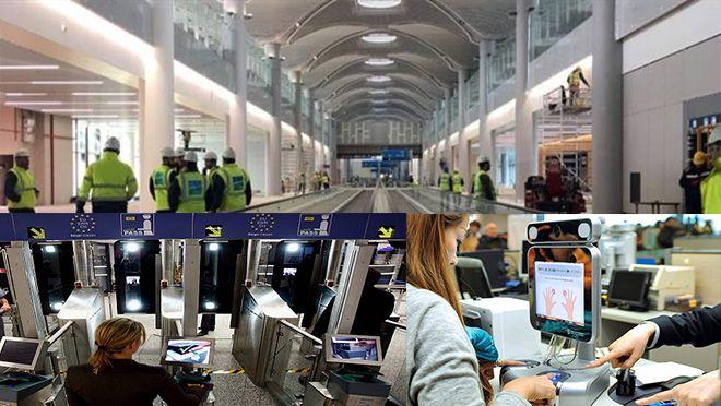 Çalışanlar da biyometrik kontrolden geçecek!