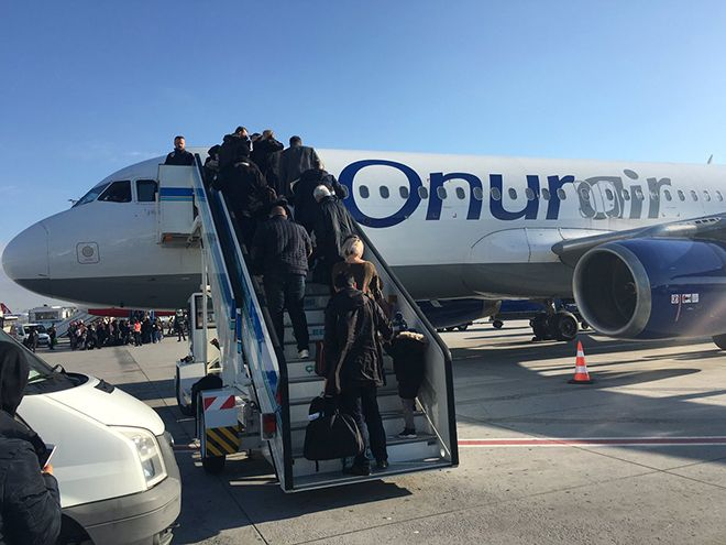 Çanakkale'ye Uçan Kazanıyor!