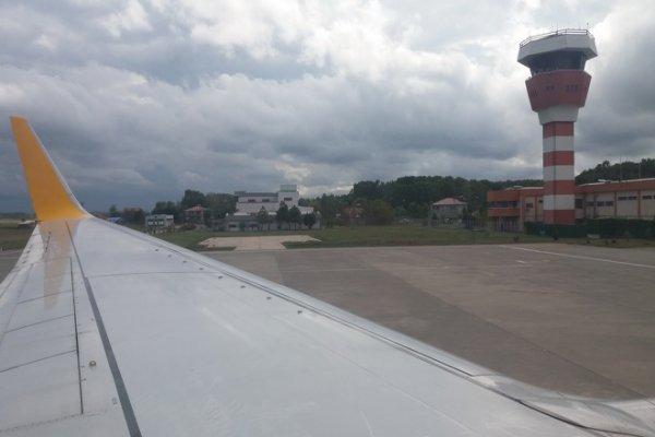 Çarşamba Havaalanı 127 Bin Yolcuya Hizmet Verdi
