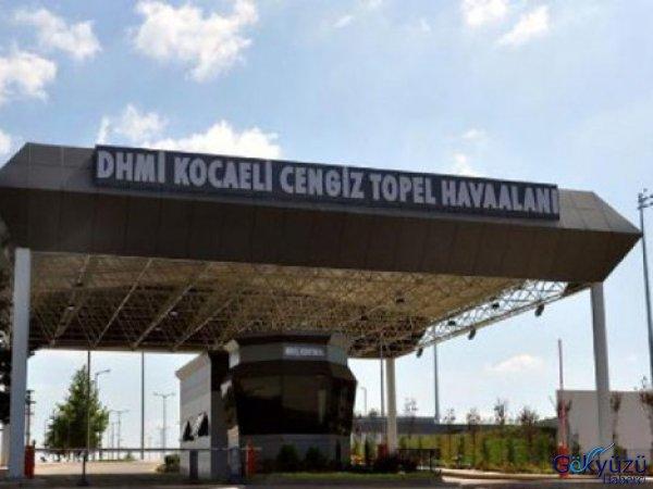 Cengiz Topel'den 96 Uçak Kalktı Ama...