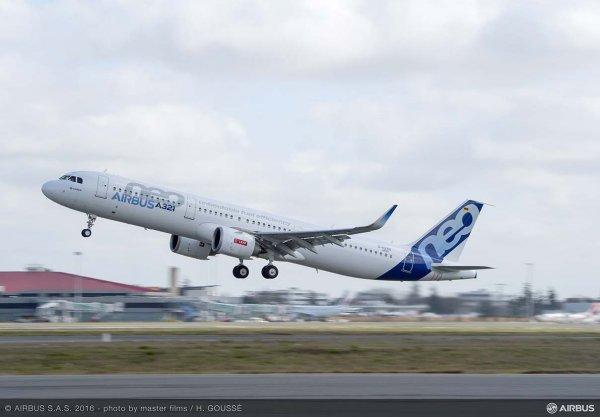 CFM LEAP-1A motorları ile A321neo, 'Tip Sertifikası' aldı