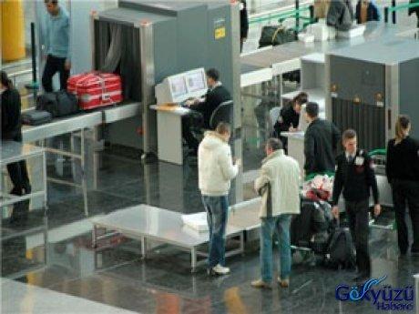 Havalimanı Güvenlik Kuyrukları Tarihe Karışacak...