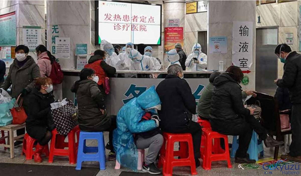 Çin'de korona salgınında 9 kişi daha öldü!