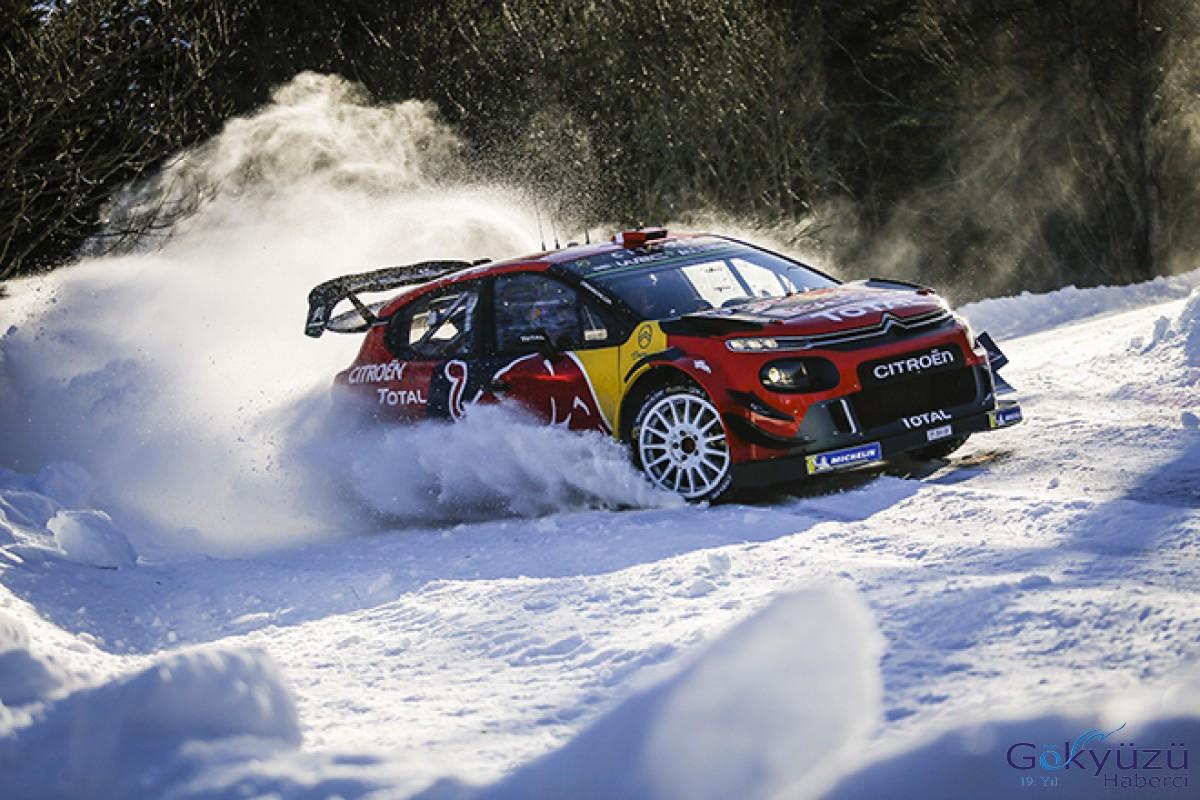 Citroën'in Dünya Ralli Şampiyonası'nda