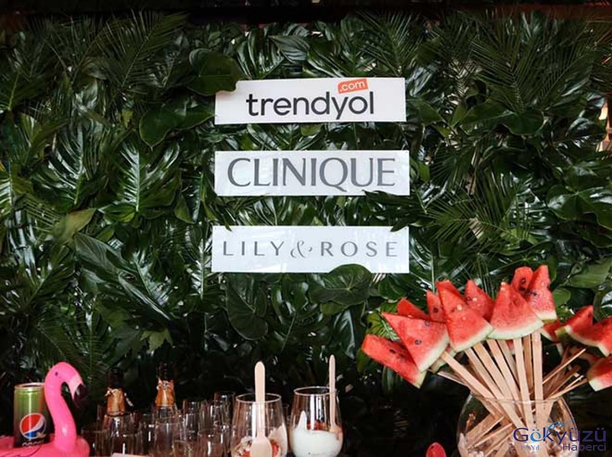 Clinique ve Trendyol güçlerini birleştirdi