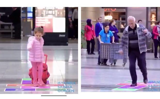 Çocuk Dostu Havalimanı Sabiha Gökçen...