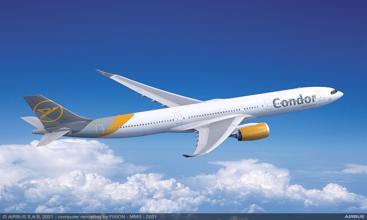 Condor, filo modernizasyonu için Airbus A330neo'yu seçti
