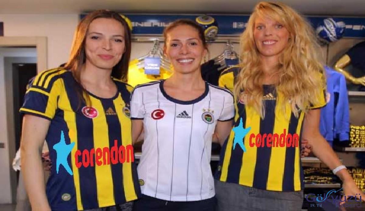 Corendon Fenerbahçe'ye sponsor oldu