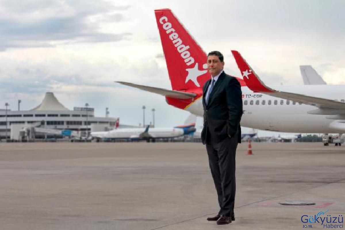 Corendon Havayolları  5 uçağını kiraya verdi!