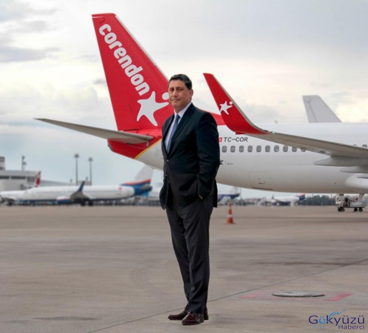Corendon Havayolları Yıldıray Karaer kimdir?