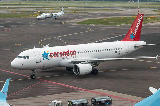 Corendon uçağı yaşanan sorun nedeniyle geri döndü