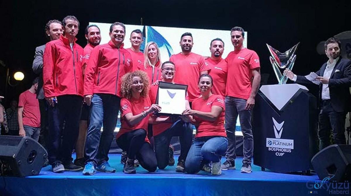 Corendon Yelken Takımı Bosphorus Cup 2019'da Uçuşa Geçti