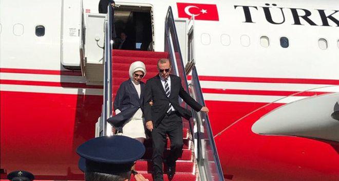 Cumhurbaşkanı Erdoğan'ın CAN Uçağı Tunus'a Satıldı!