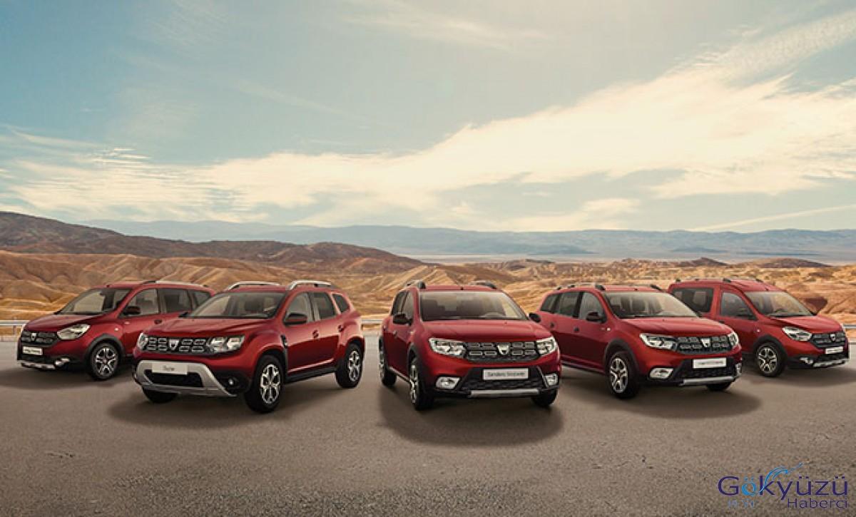 Dacia'dan Yeni satış rekorları