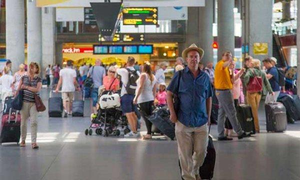 Dalaman Havalimanı Mayıs ayında 388 bin 509 yolcuya hizmet verdi