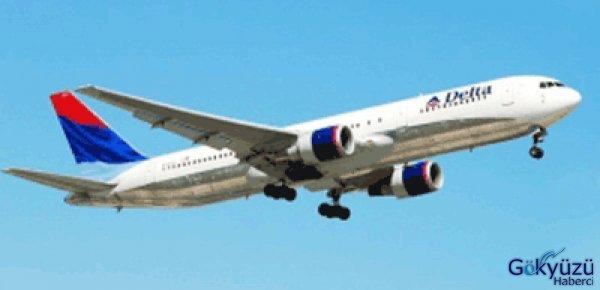 Delta Havayolları Yolcu Uçağına Füze Şoku