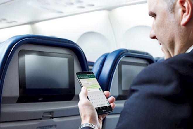 Delta, uçuş sırasında ücretsiz mesajlaşma sunacak