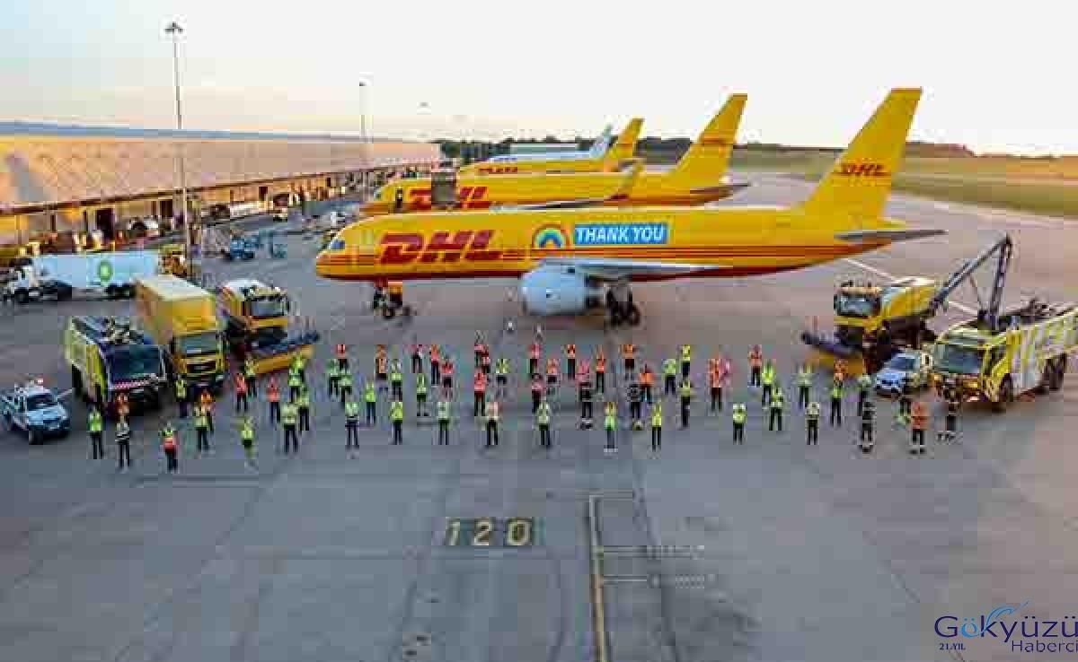 DHL Express,çalışanlarımızla gurur duyuyoruz