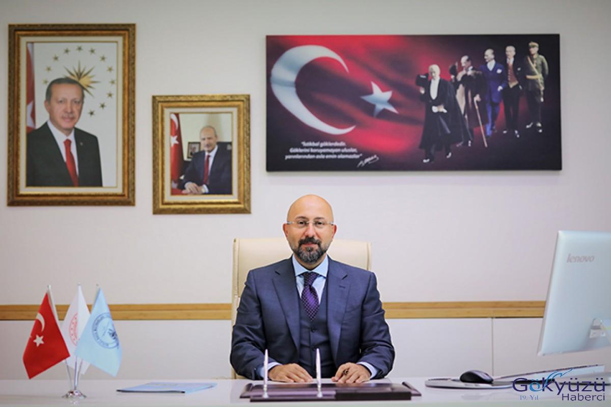 DHMİ Genel Müdürü Keskin'den açıklama