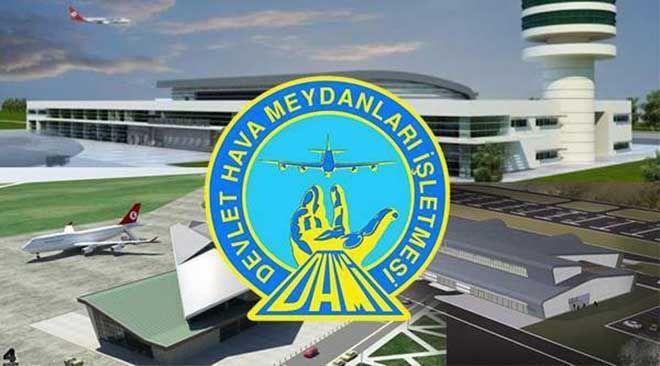 DHMİ Havalimanı başmüdürlerini değiştirdi!