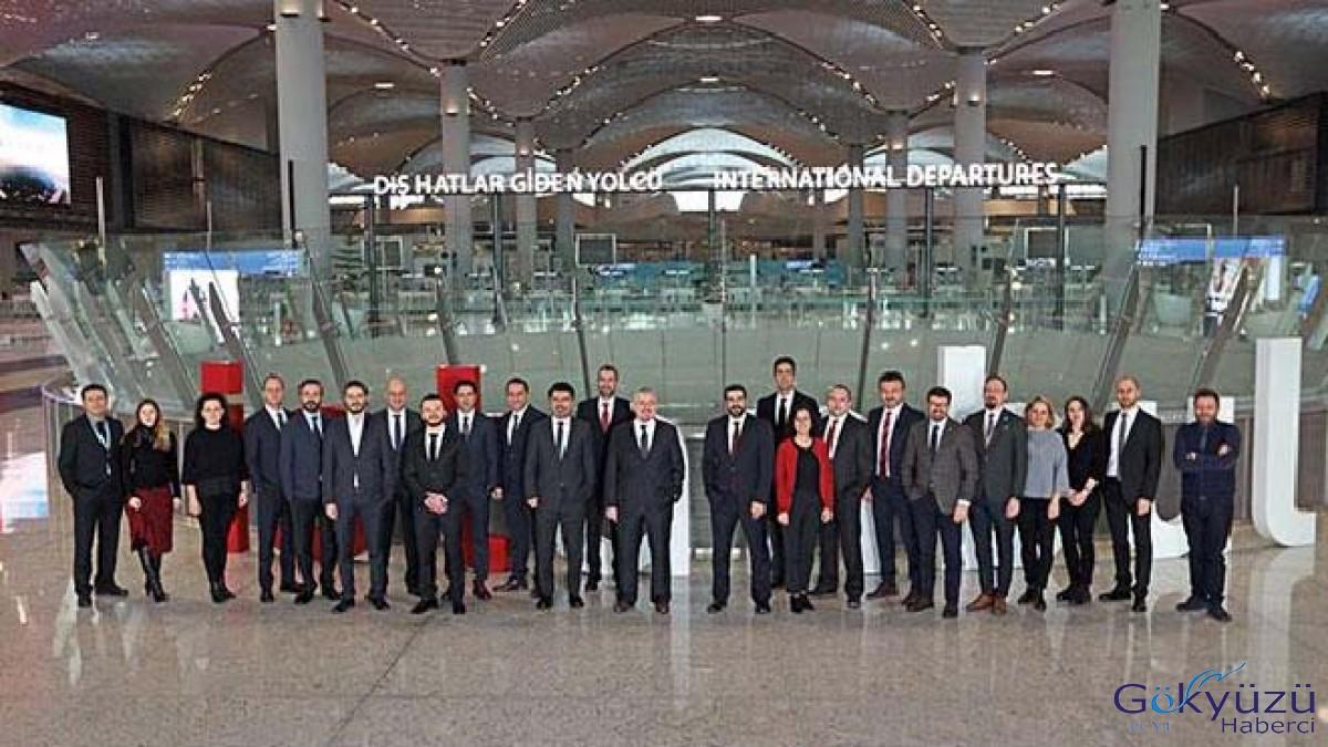 Dijital ve akıllı İstanbul Havalimanı!