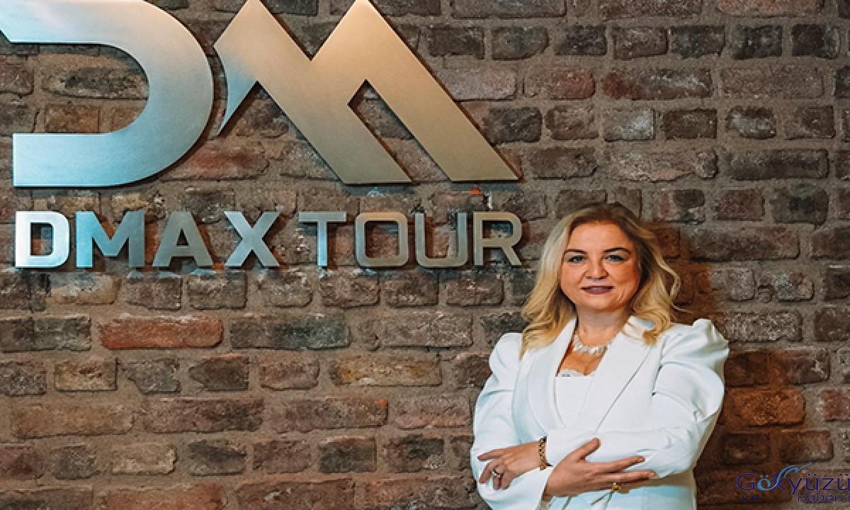 Dmaxtour'un CEO'su N. Ayla Aydoğdu Oldu