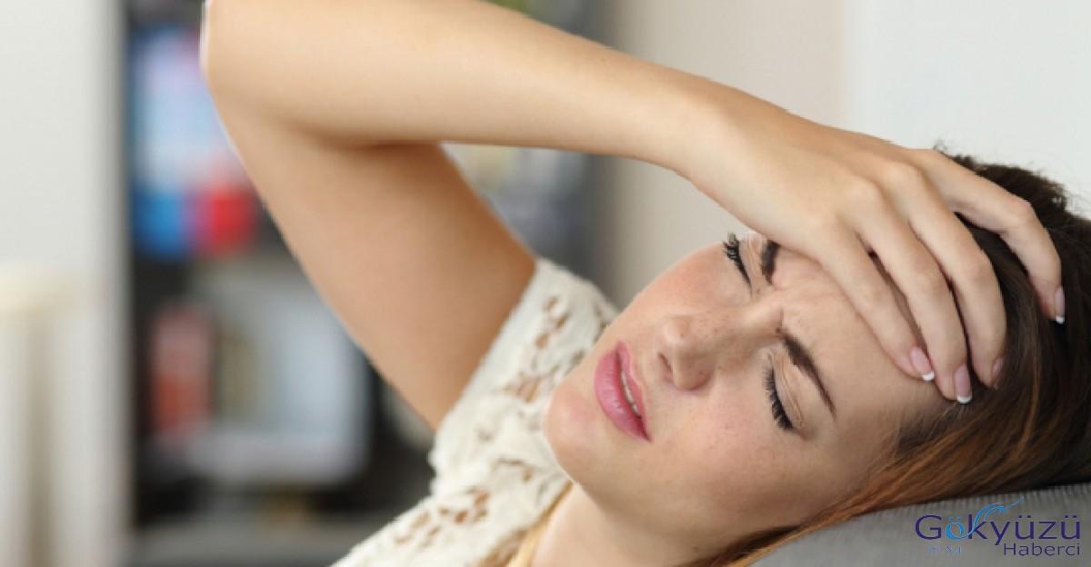 Doç. Dr.Aydınlar, En Yaygın Beyin Hastalığı: Migren