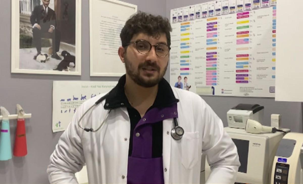 #Dünya Veteriner Hekimler Günü'nde pandemi