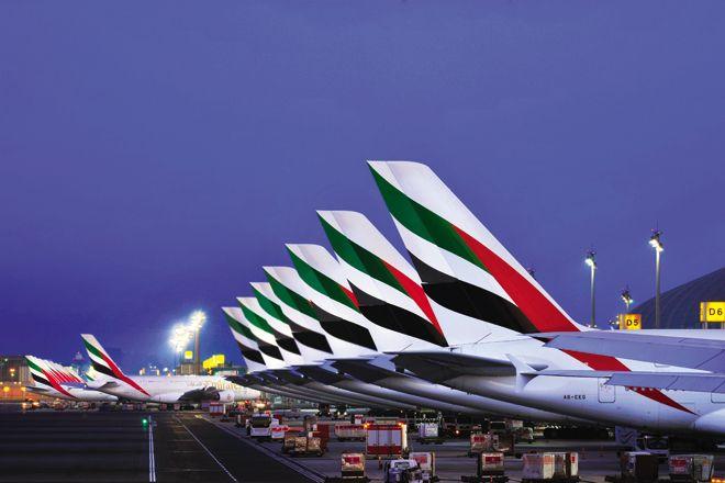 Emirates'e ' En İyi Uçak İçi Eğlence Ödülü'