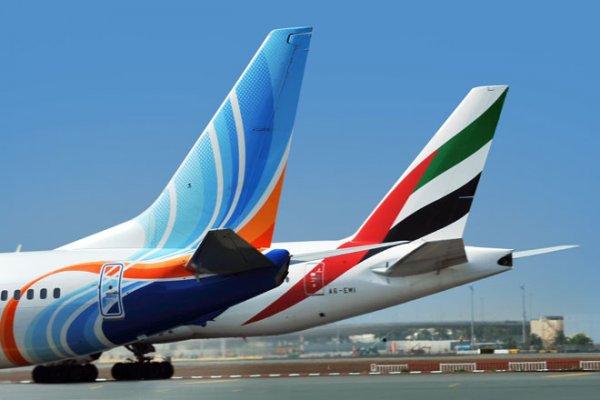Emirates İle flydubai Güçlerini Birleştiriyor