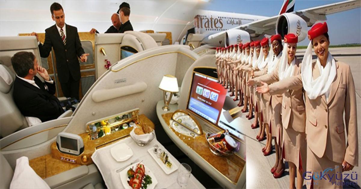 Emirates ile Uçun, İyisiyle Uçun!