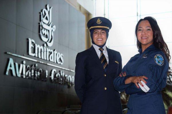 Emirates, Kadınların Havacılık Sektörüne Katkılarını Destekliyor