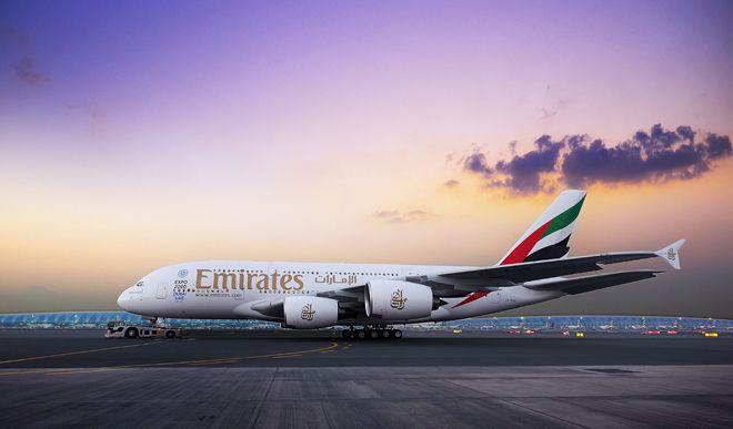 Emirates, Kasım Ayında 100. A380 Uçağına Kavuşuyor!