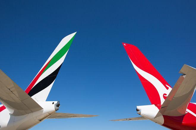 Emirates, Qantas İle Uçak Bakım Anlaşması Yaptı