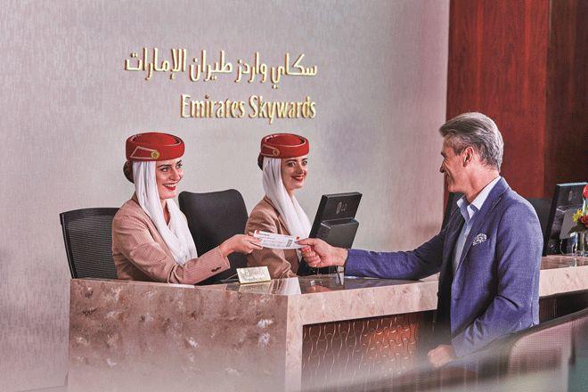 Emirates Skywards, 20 milyon üye ile çığır açtı!