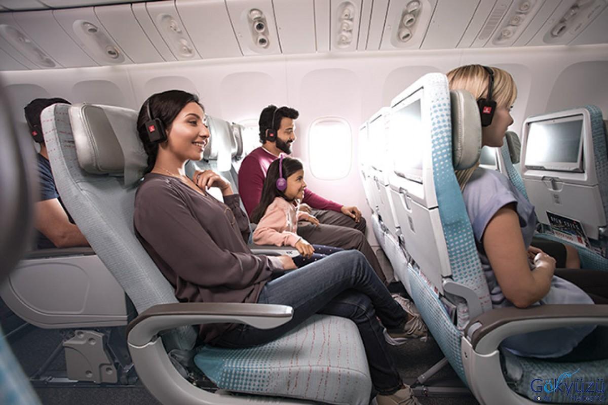 Emirates, Yolcularının Uçaktaki Film ve Kanal Tercihlerini Açıkladı