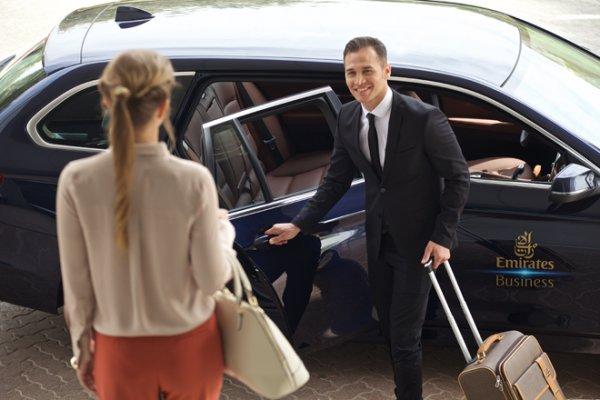 Emirates'in Özel Şoför Hizmetinde BMW Ayrıcalığı!