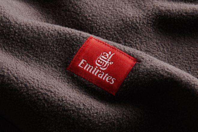 Emirates'ten Yüzde 100 Geri Dönüştürülmüş Battaniye