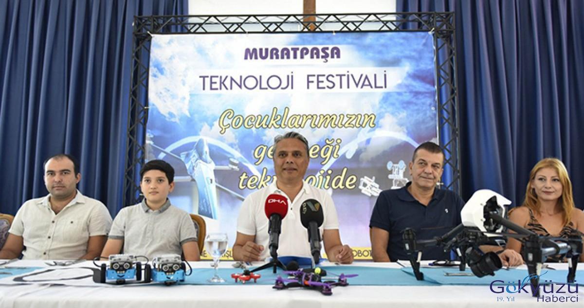 En iyi drone yarışçıları Antalya'da