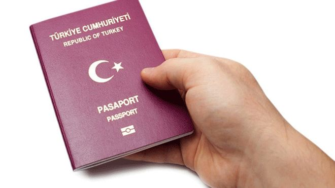 En ucuz pasaport 137,50 TL