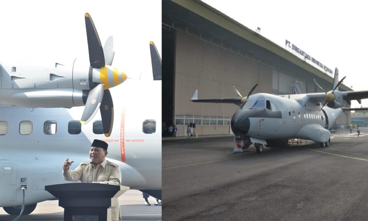 Endonezya'dan Senegal'e CN235-220 teslimatı