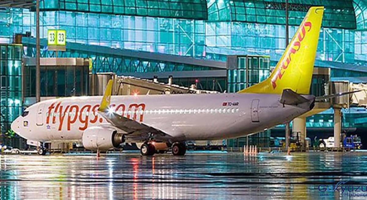 #Ercan Havalimanı'ndan Pegasus Havayolları uçuşları