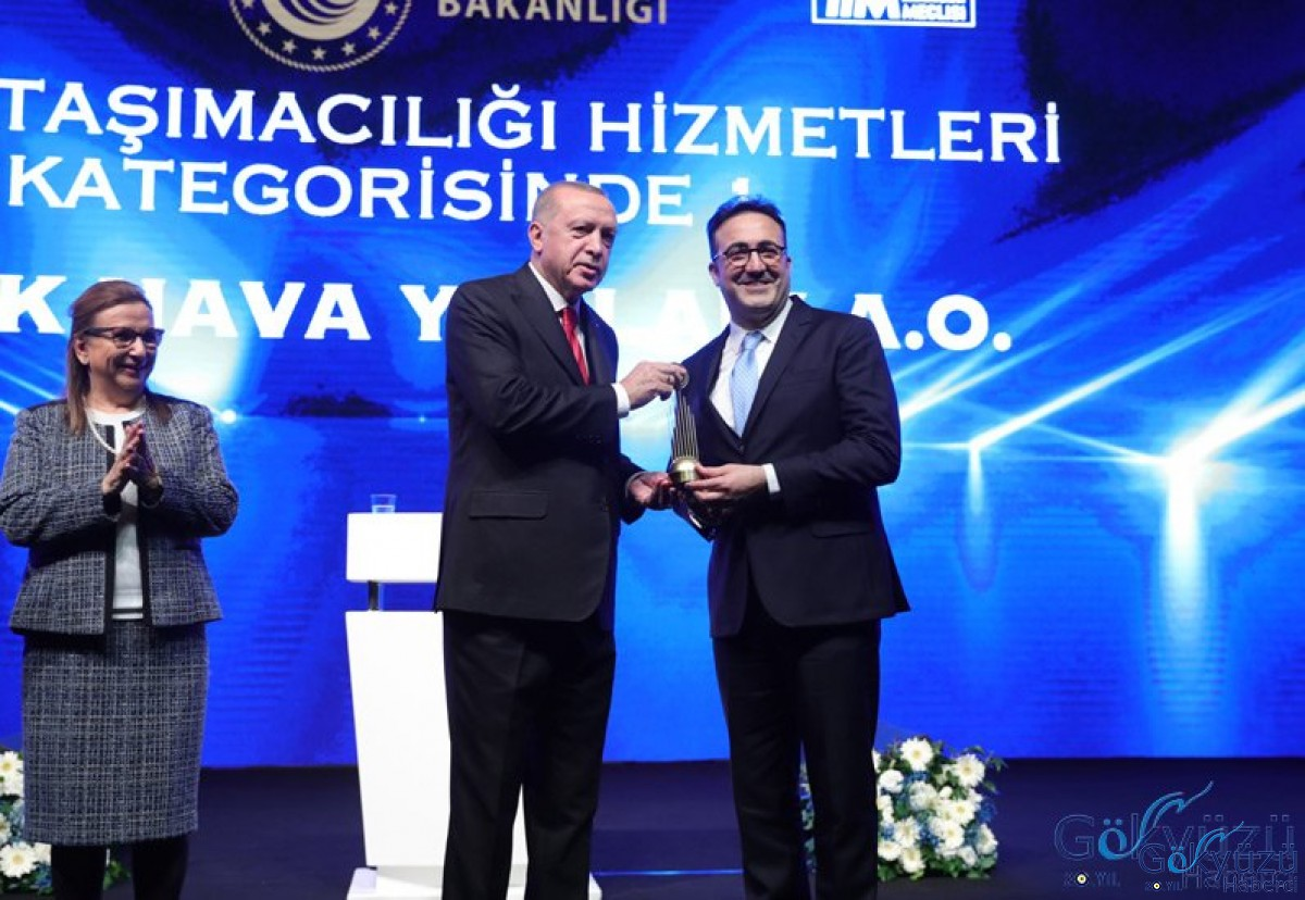 Erdogan attended the PRU Award Ceremony!