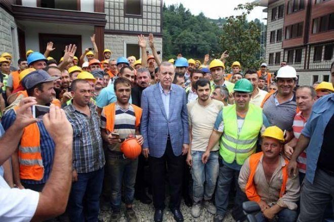 Erdoğan, 'Avrupa'nın 1. Havalimanı Or-Gi' Olacak Dedi
