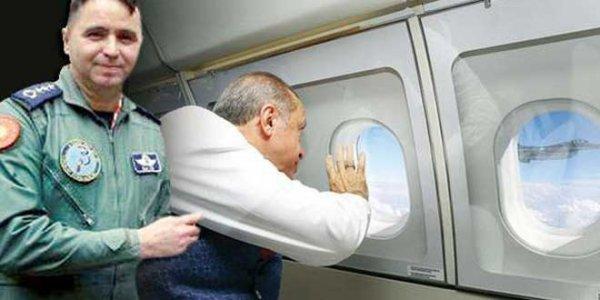 Erdoğan'ı selamlayan pilot kim çıktı