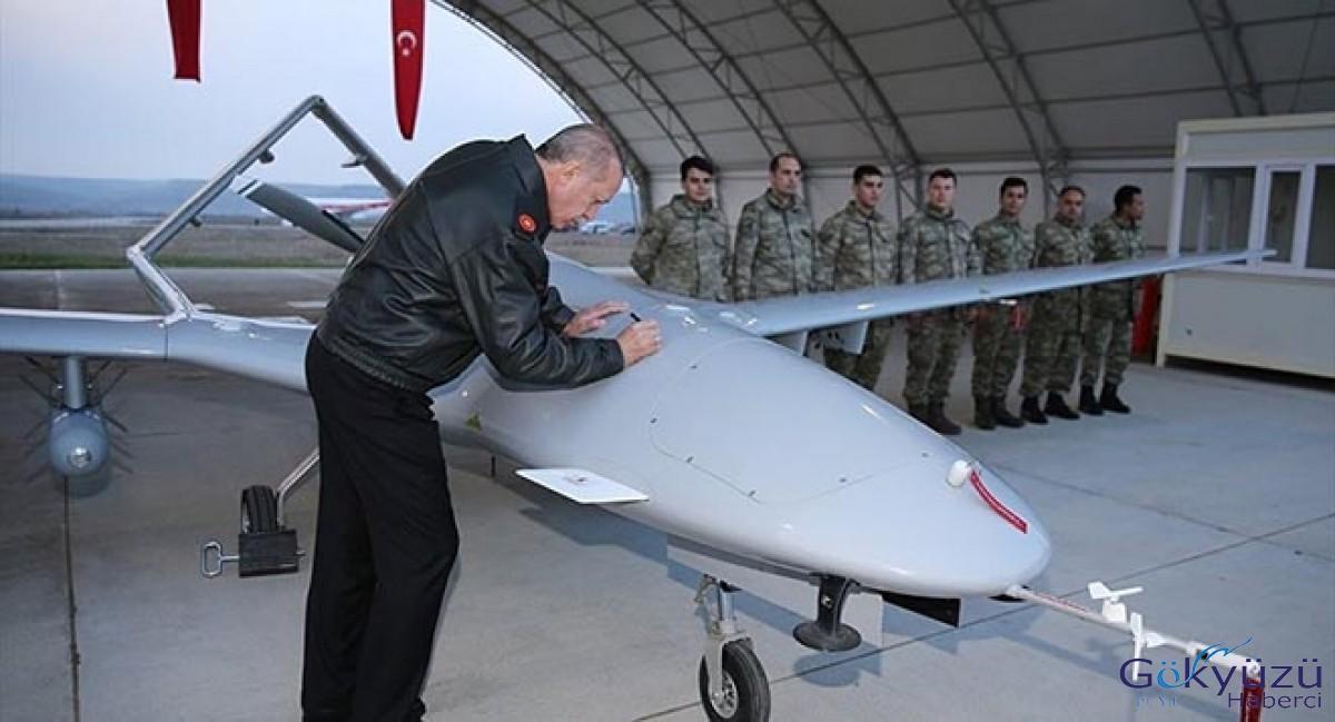 Erdoğan: Silahlı İHA'nın çok büyüğünü yapıyoruz
